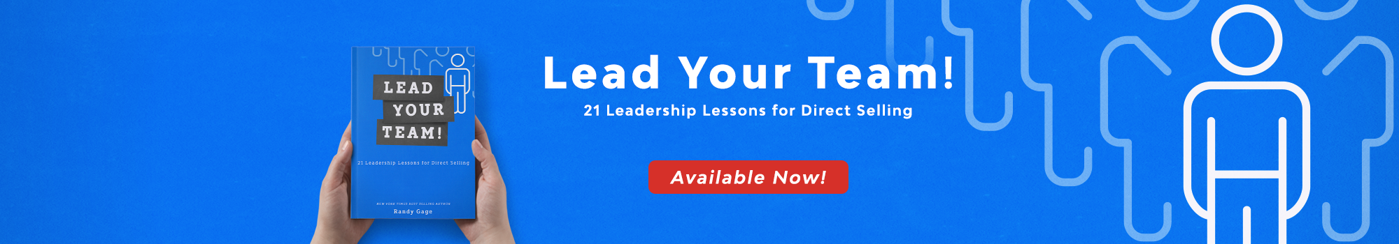 Lead Your Team! New Book by Randy Gage