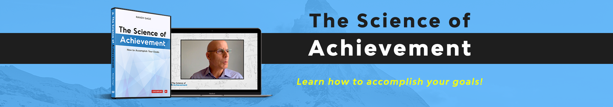 The Science of Achievement by Randy Gage